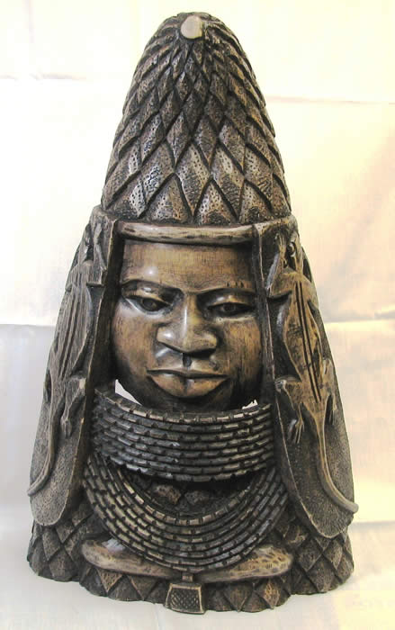 home decor, african masks, african art, wood carvings, nigerian art, wood carving